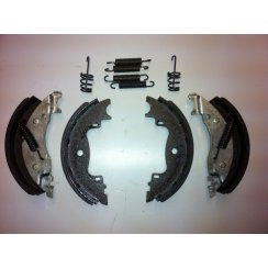 knott type brake shoe kit 160x35mm