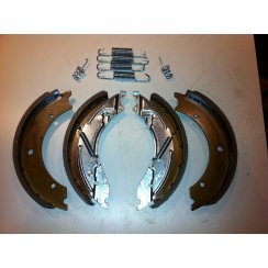 knott type brake shoe kit 250x40mm